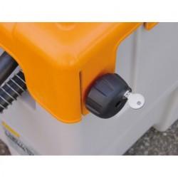 Sistem de inchidere pentru DT-Mobil Easy 125 si 200 l cu 2 chei