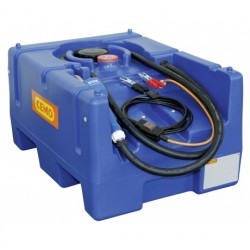 Rezervor mobil Blue-Mobil Easy 125 l cu pompa CENTRI SP 30, 12 V
