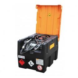 Rezervor mobil KS-Mobil Easy 120 l cu pompa de mana si capac
