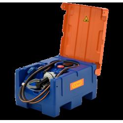 Rezervor mobil Blue-Mobil Easy 125 l electropompa de 12 V, capac si contor K 24