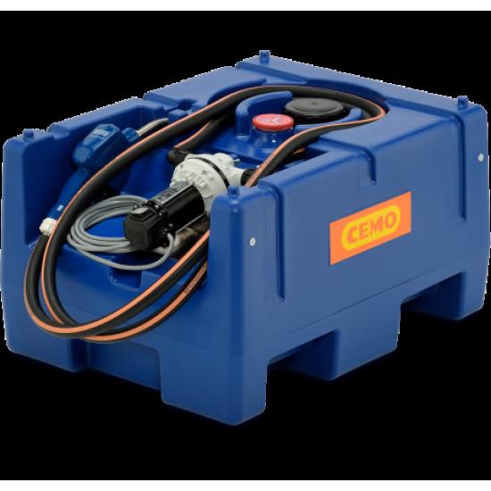 Rezervor mobil Blue-Mobil Easy 125 l cu electropompa de 12 V