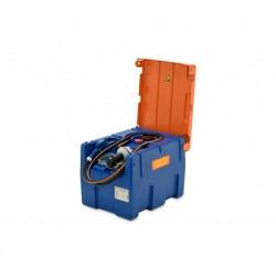 Rezervor mobil Blue-Mobil Easy 200 l electropompa de 12 V, capac si contor K 24