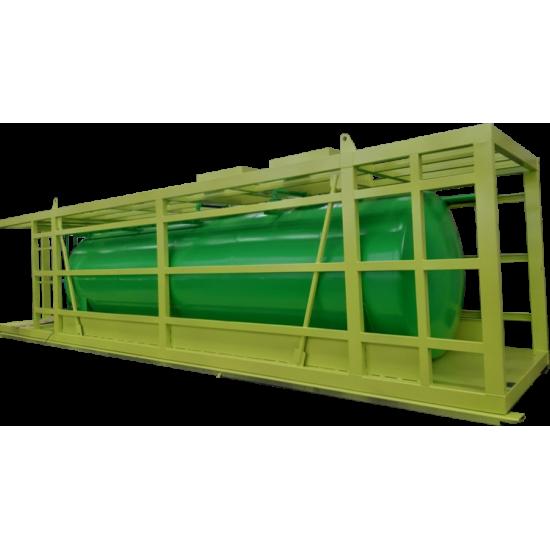 Statie containerizata