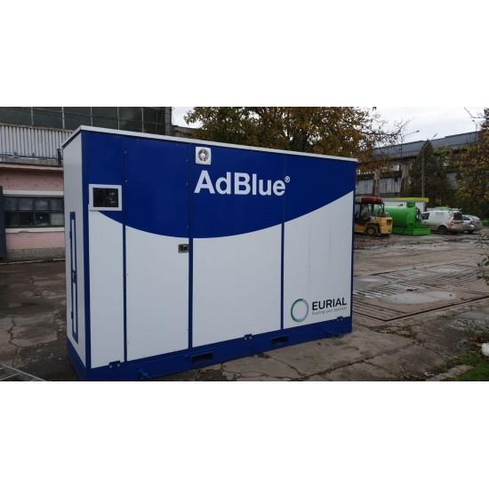 Container suprateran pentru stocare si distributie AdBlue
