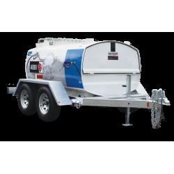 Cisterna de 1500L/160L  cu autorizatie ADR